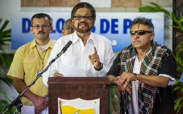 콜롬비아 무장혁명군 (FARC)