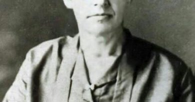 ▲서서평 (엘리제 셰핑:1880-1934)