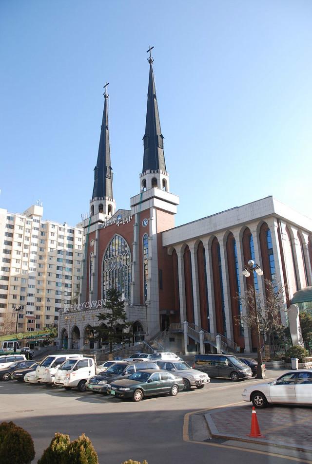 명성교회 베들레헴 성전 전경 <사진=위키피디아>