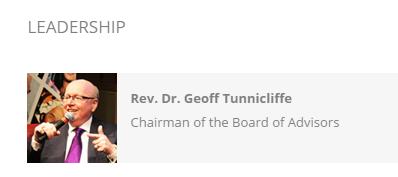 ▲제프 터니클리프는 크리스천미디어코퍼레이션(CMC)의 중직자이다 ⓒCMC 홈페이지