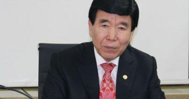 △한국기독교총연합회 신천지특별대책위원장 김노아 목사.